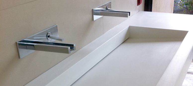Concevez votre vasque sur mesure