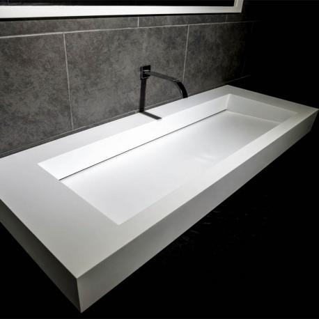 vasque sur mesure lineal. Black Bedroom Furniture Sets. Home Design Ideas